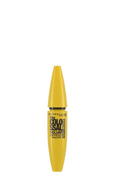 VOLUM'EXPRESS THE COLOSSAL® 100% BLACK MASCARA